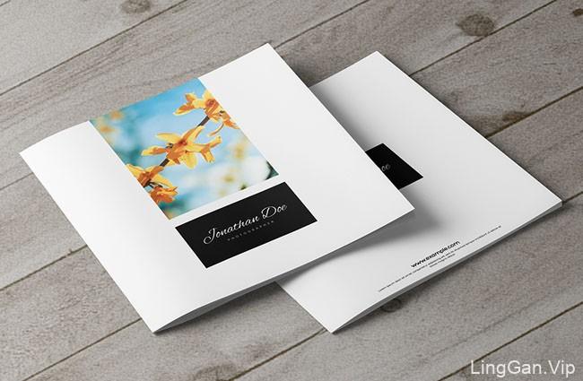 适合摄影师作品展示的方版画册案例