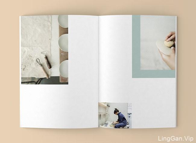 Carmen Chan摄影宣传书籍版式设计