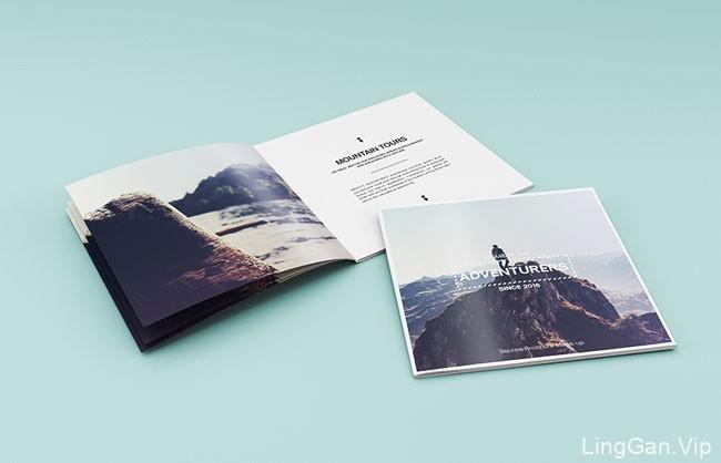 希腊makistse精美的摄影画册模版设计作品