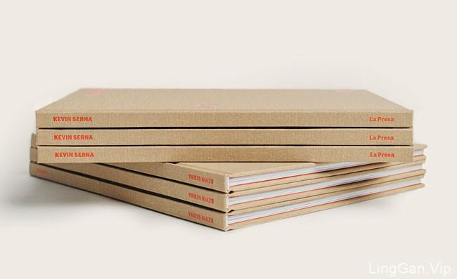 La Presa摄影手册设计