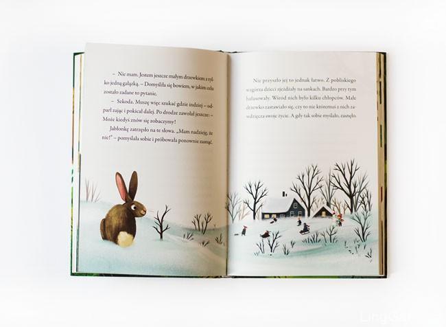 波兰Justyna儿童故事书籍设计作品
