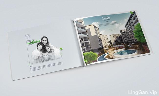 Sanat Garden地产画册设计