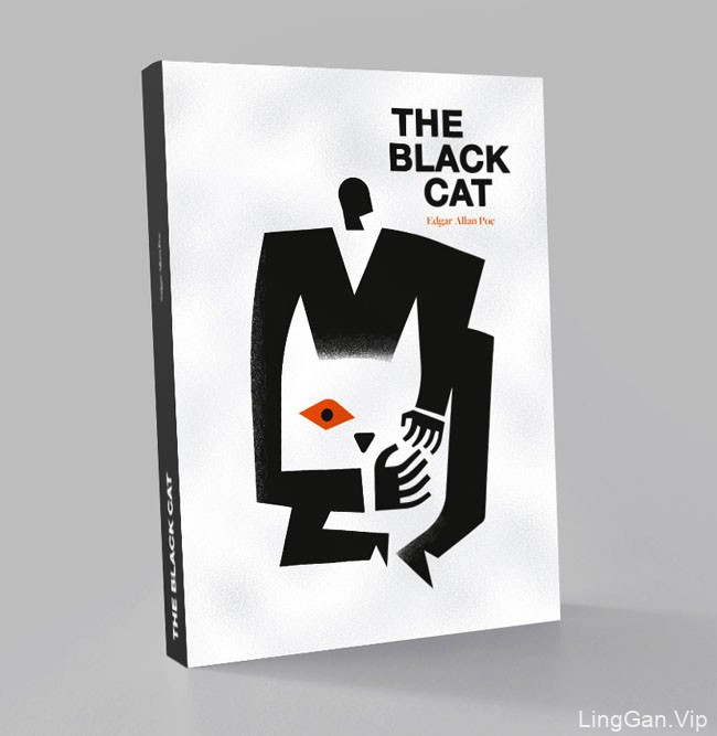意大利Stefano Marra恐怖故事书籍封面设计