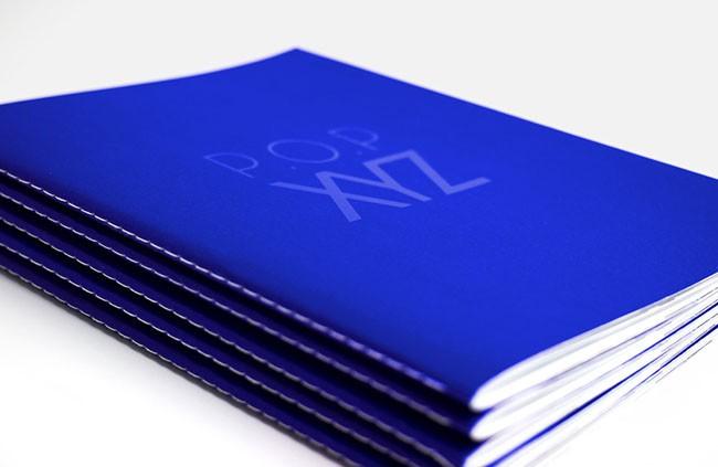 POP XYZ地产画册设计