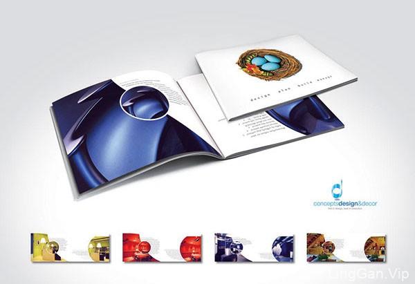 阿联酋设计师Prasanth品牌画册作品