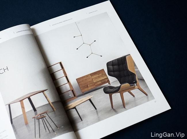 MOMA STUDIO家具经销商画册设计