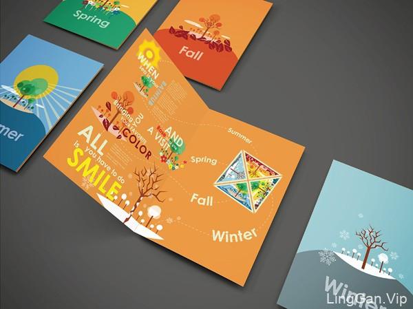 25款国外优秀画册设计作品NO.5