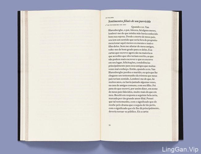 巴西Tereza书籍封面设计作品