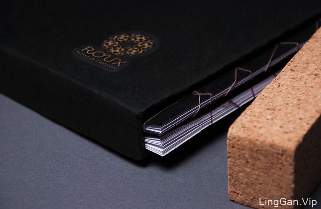 ROUX食谱书籍装帧设计