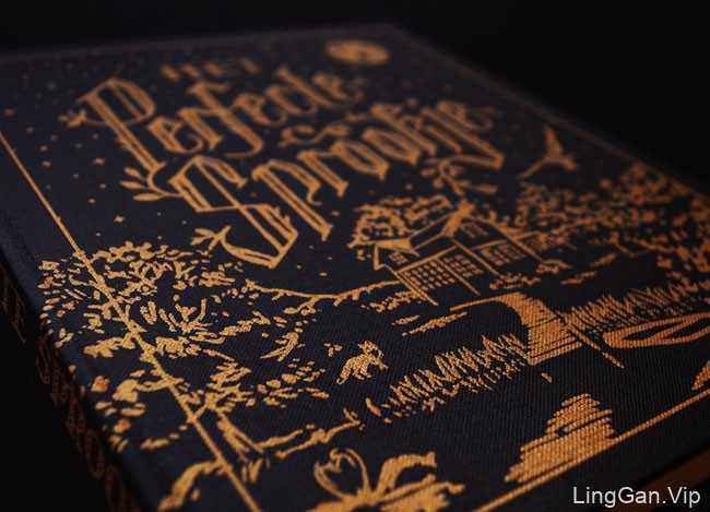 荷兰Peter Kortleve童话故事书籍封面设计