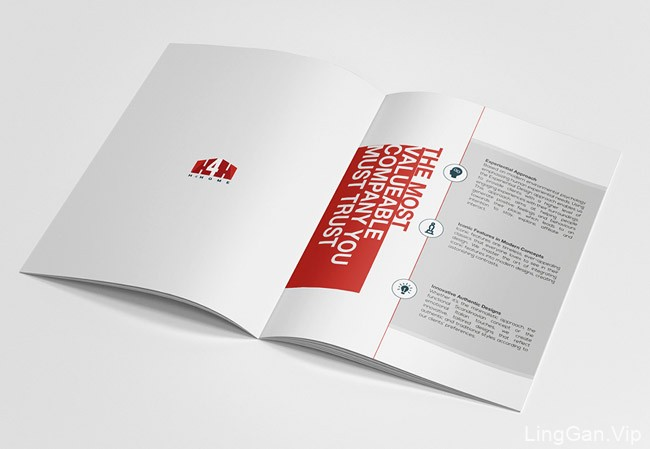 H4Home家居品牌画册设计欣赏