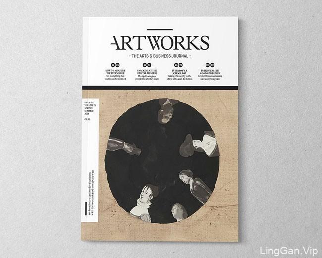 14例优秀的封面设计作品精选