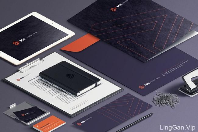 巴西Okta Design品牌设计VI作品分享