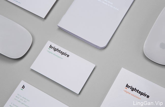 澳大利亚Luke Schoknecht企业品牌VI设计分享