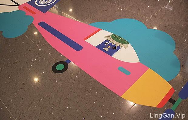 HongKonG香港SOGO百货商城视觉形象VI设计40P下