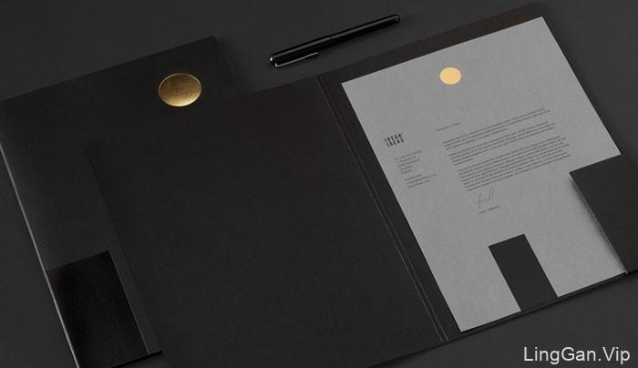 品质优秀的国外Idear Ideas品牌形象VI设计