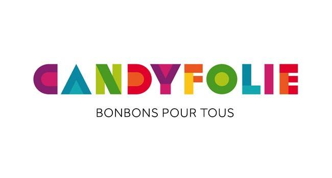国外VI设计-彩色的candyfolie糖果品牌形象设计分享