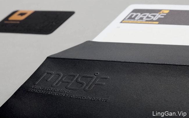 国外VI设计MASIF企业VI设计基础部分分享24P