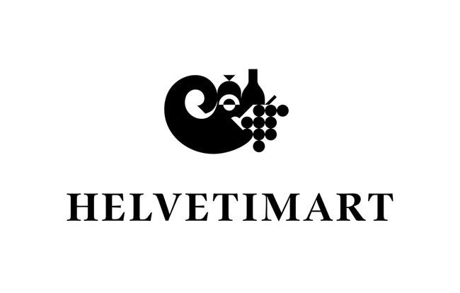 国外Helvetimart食品店品牌形象vi设计