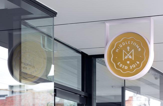国外MiddletownCafe咖啡馆品牌形象vi设计23P