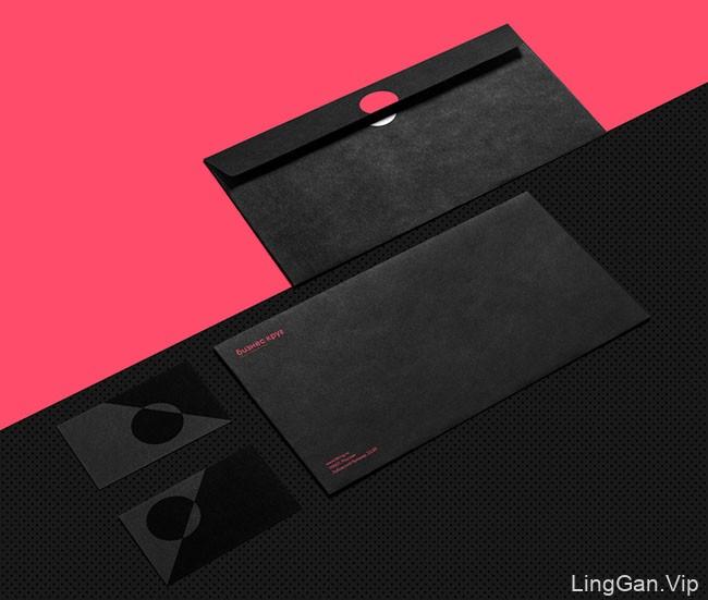国外Business Krug咨询公司品牌形象vi设计
