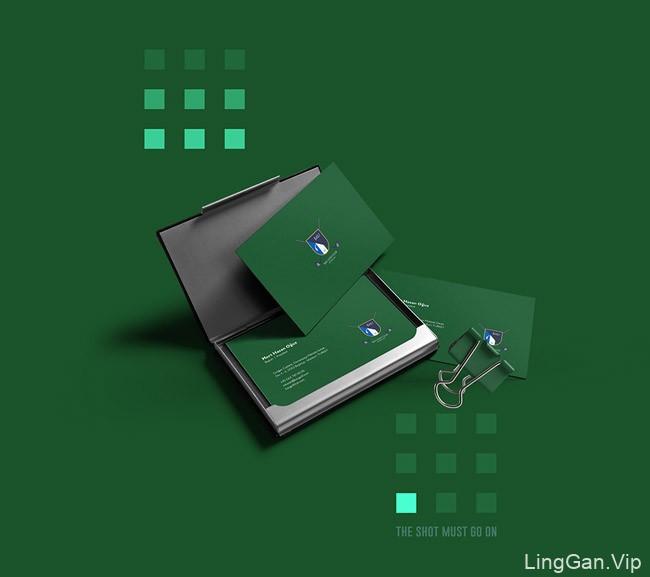BAU高尔夫俱乐部企业形象设计作品
