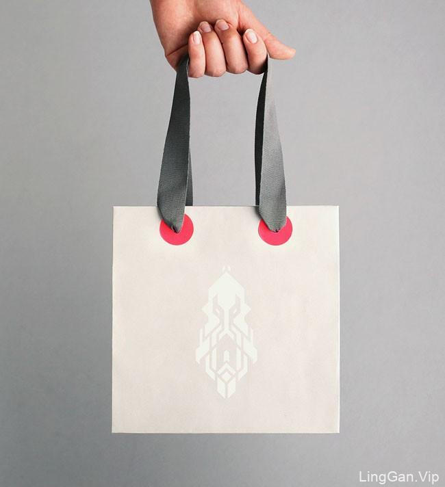 国外Everyday Trippin街头时尚品牌VI形象设计