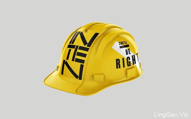 澳大利亚Inten建筑装修公司品牌形象设计