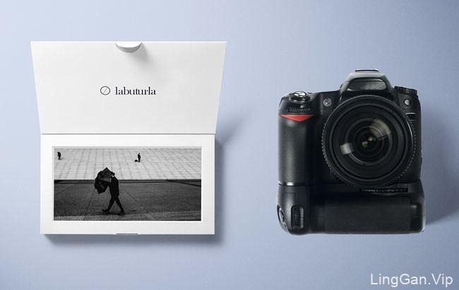 波兰摄影师Kamila Buturla个人形象设计