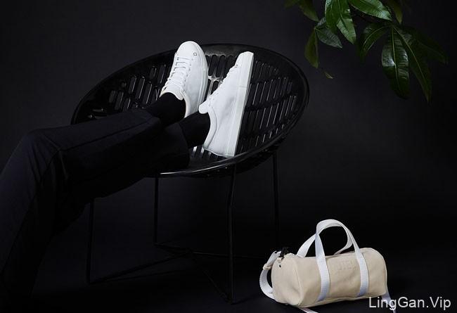 Hotel Motel高端运动鞋品牌VI形象设计
