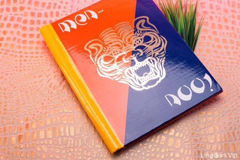 泰国Chang餐厅品牌视觉设计