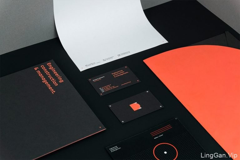DK Engineering品牌视觉形象设计