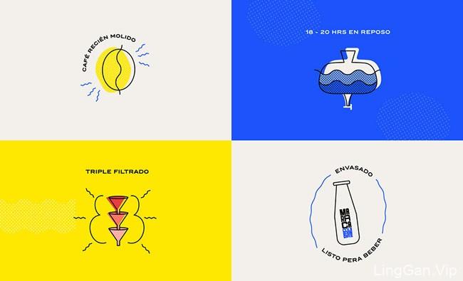 墨西哥Maraca咖啡品牌形象设计