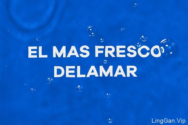 Delamar海鲜产品公司品牌形象设计