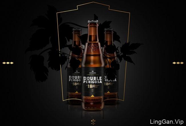 BODEBROWN酒品牌形象设计