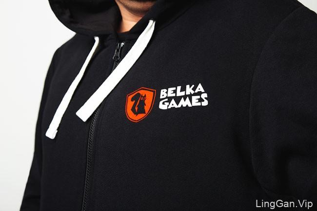 BELKA GAMES移动设备游戏开发商品牌设计重塑