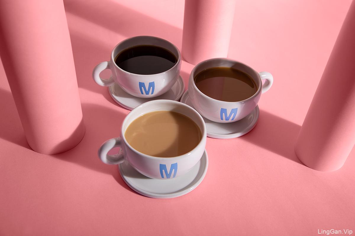 Motín咖啡馆VI设计NO.2