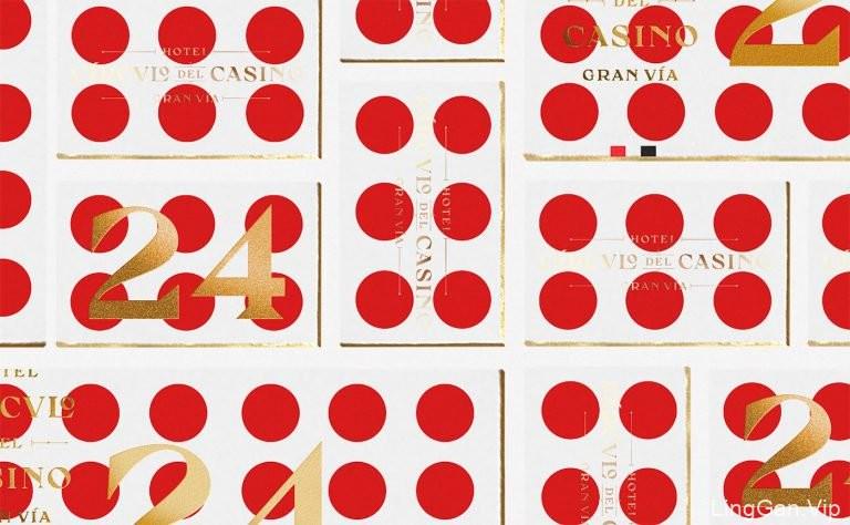 赌场和酒店品牌视觉设计