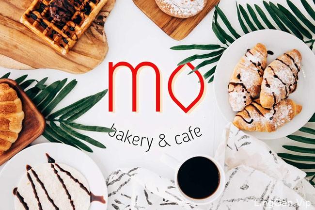 Mo Bakery & Cafe 面包咖啡厅品牌形象设计