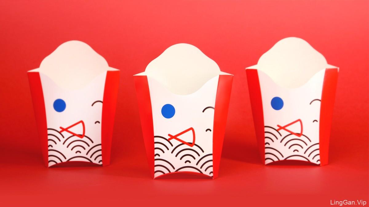 东方特色!餐饮品牌VI设计