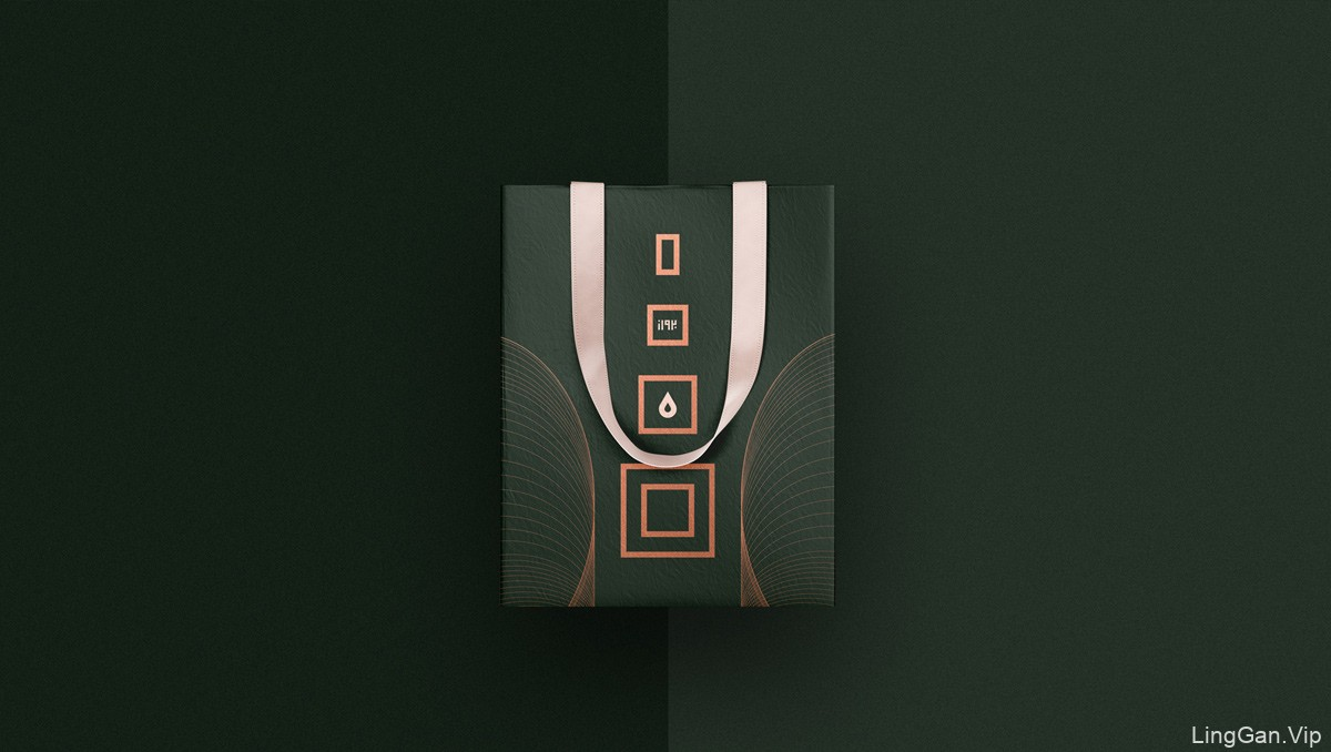 黄金比例 咖啡VI 品牌VI设计