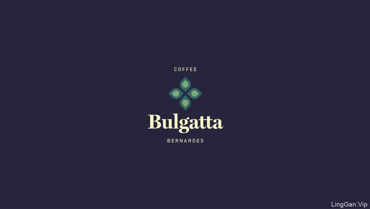 自然优质!咖啡品牌VI设计