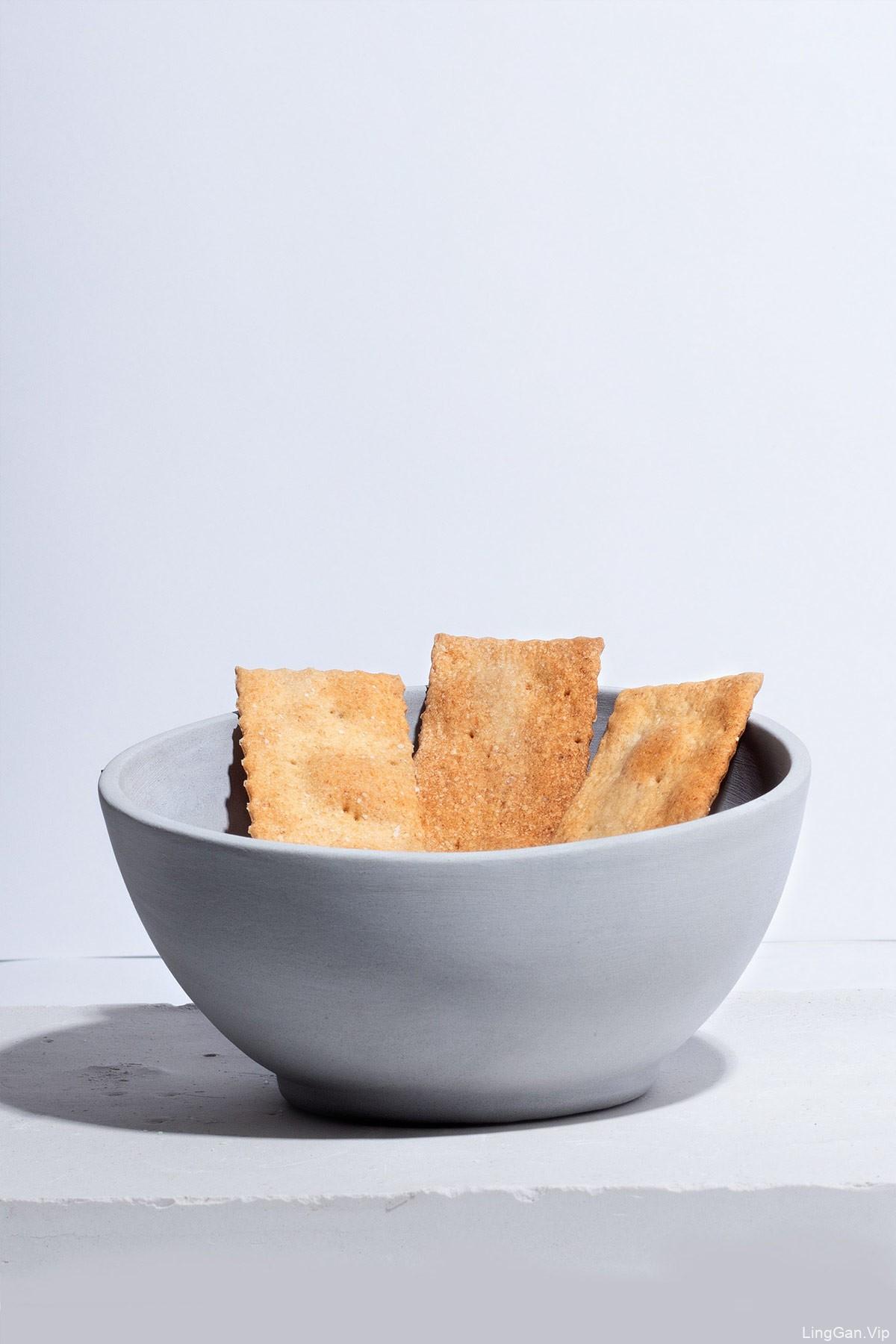 神话灵感!面包店品牌VI设计