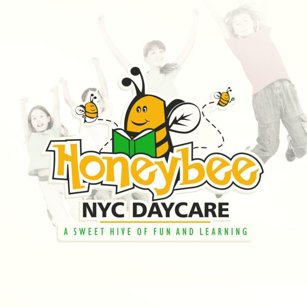 Honeybee-儿童读物LOGO设计