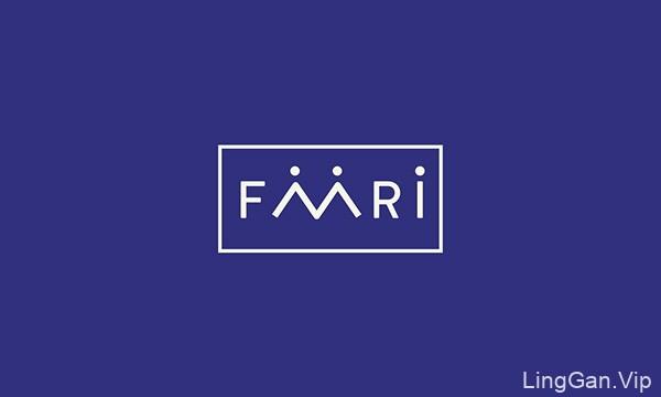 印度Shaivalini最新简洁创意标志logo设计