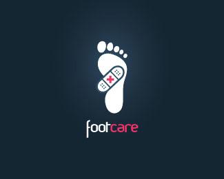 国外15个脚印元素创意的LOGO设计鉴赏
