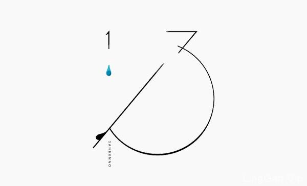 20组日本Masaomi Fujita标志Logo作品设计