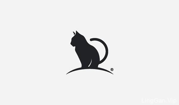 墨西哥Javier纯黑色的标志LOGO设计作品欣赏