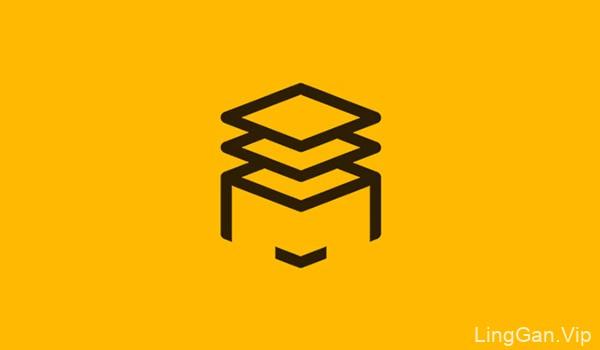 俄罗斯设计师Rychkov的标志LOGO设计作品合集