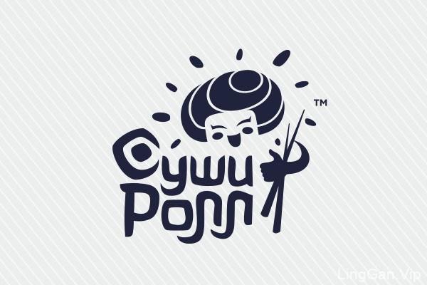 俄罗斯设计师Ivan Zaharov创意logo标志设计合集